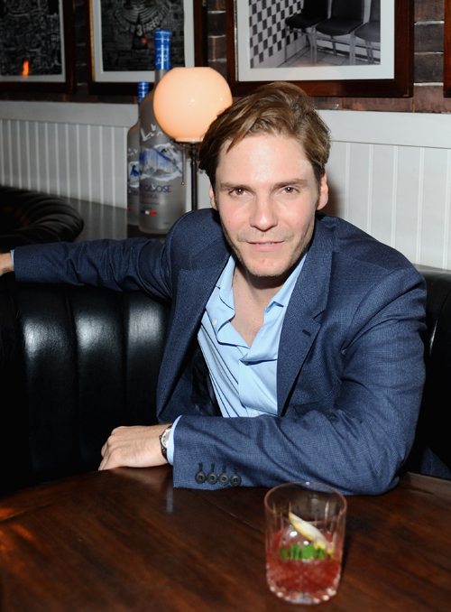 Actor Daniel Bruhl