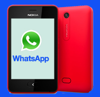 WhatsApp now available for Nokia Asha 501