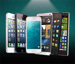 Top 20 smartphones specifications and features