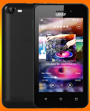 Features and Specification of Yezz Andy 4E4