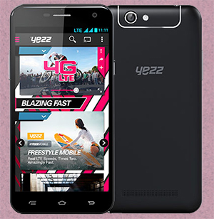 Features and Specification of Yezz 5M