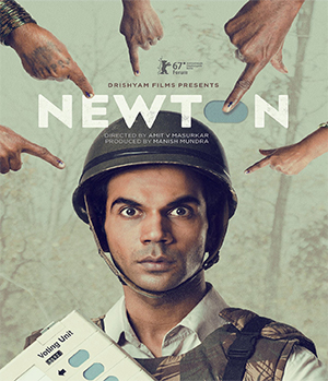 'Newton' Starring Rajkumar Rao to be Premiered at Berlin Film Festival: First Look Shared