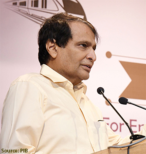 Minister of Railways inaugurates Conference on Digital Railways for Digital India