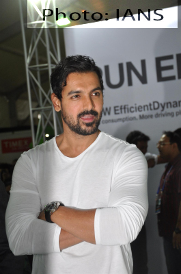 Check Out The New Look Of John Abraham For Shootout At Wadala