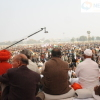 Photo of huge gathering for Anna Hazare's Jantantra Rally