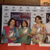 Sharmila Tagore releases a book Iron Irom - Two Journeys