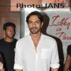 Arjun Rampal clicked at the first look launch of D-Day