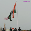 Shri Narendra Modi unfurling the Tricolour flag India Independence Day
