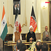 Witnessing the signing of Trilateral Agreement between India, Afghanistan and Iran