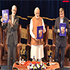 PM Modi releases the rare manuscript Persian translation of the Panchatantra