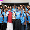 Winner Indian Team of T20 World Cup Cricket for the Blind 2017